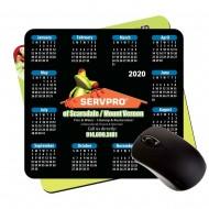 "Medium Lightweight Calendar Mouse |Plastic| 7.5""x 8"" 1/8"" Foam"