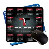 "Select Medium Calendar Pads |Plastic| 7.5""x 8"" 1/16"" Rubber"