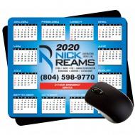 "Large Peel N' Place Calendar Pads  Plastic  7.75"" x 9.25"""