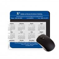 "Medium Window Mouse Pads |Lift|7.5x8"" 1/8"" Rubber"