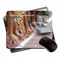 """Large Ultra Thin Mouse Pad 
