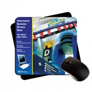 """Med Fabric Low Profile Mouse Pad 