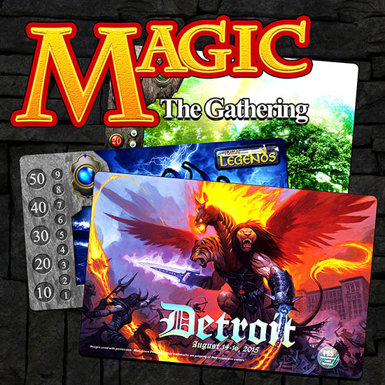 Magic The Gathering Custom Playmats