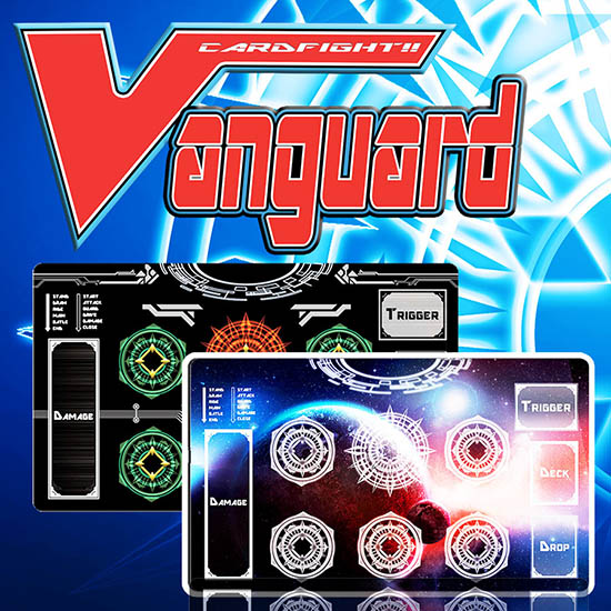 Vanguard Custom Playmats
