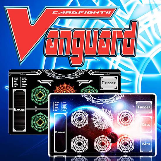 Vanguard Custom Playmats