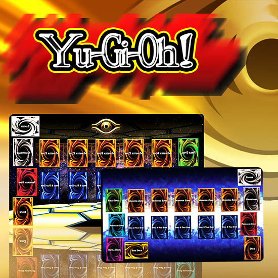 Yu-Gi-Oh! Custom Playmats